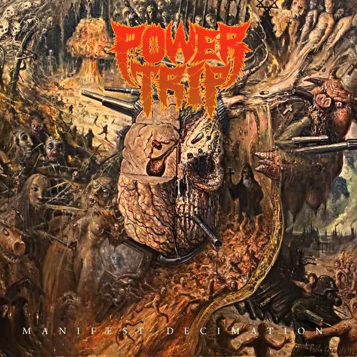 POWER TRIP 'Manifest Decimation' LP