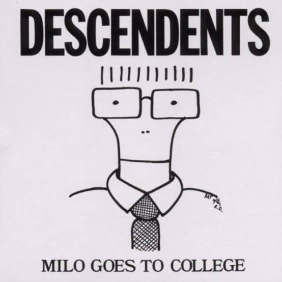 DESCENDENTS 'Milo Goes To College' LP