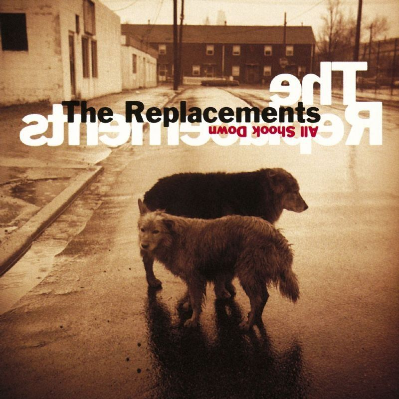 THE REPLACEMENTS 'All Shook Down' LP