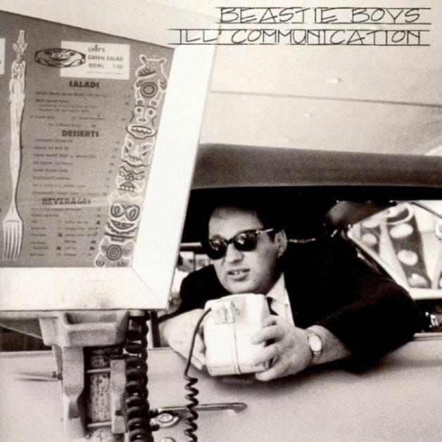 BEASTIE BOYS 'Ill Communication' 2LP