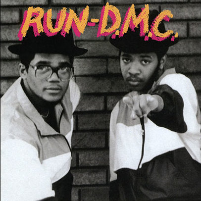 RUN-DMC 'Run-DMC' LP
