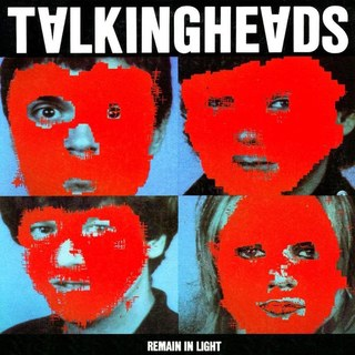 TALKING HEADS 'Remain In Light' LP