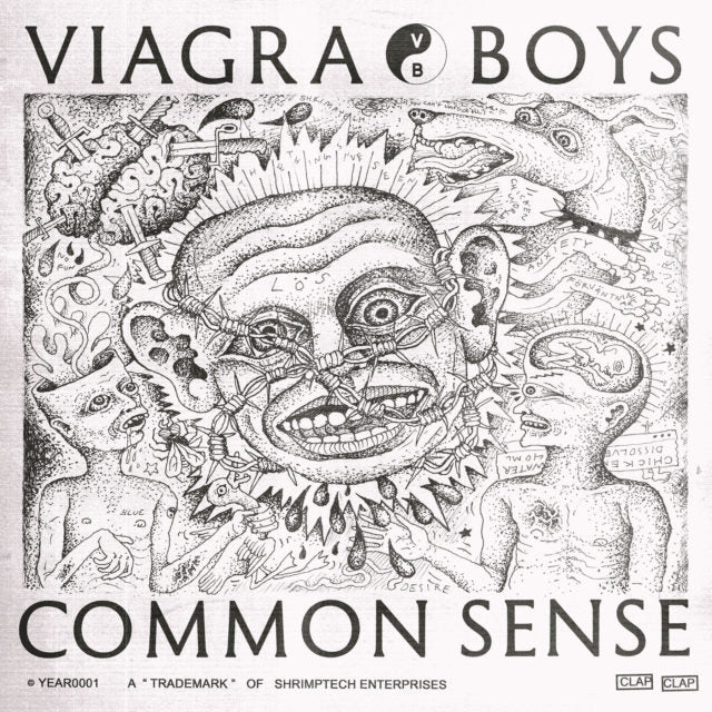 VIAGRA BOYS 'Common Sense' LP