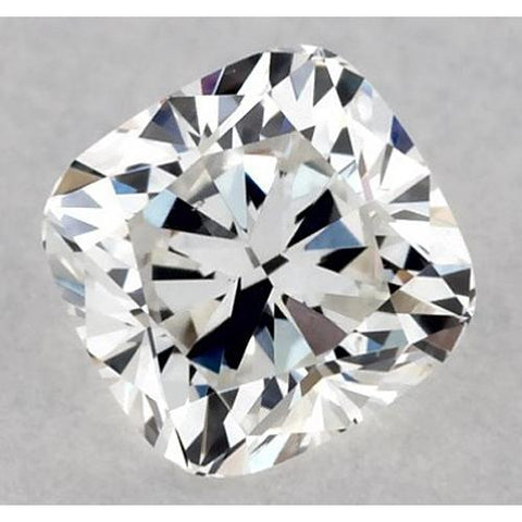 0.50 Carats Cushion Diamond Loose D VS2 Excellent Cut Diamond