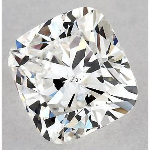 0.50 Carats Cushion Diamond Loose D VVS1 Excellent Cut Diamond