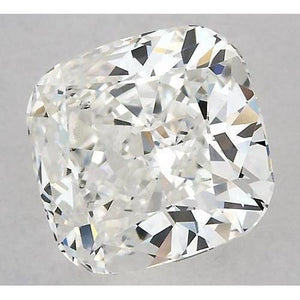 0.50 Carats Cushion Diamond Loose D VVS2 Excellent Cut Diamond