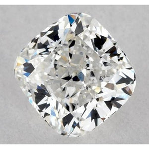 0.50 Carats Cushion Diamond Loose E VS2 Excellent Cut Diamond