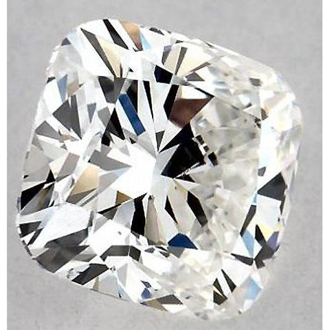 0.50 Carats Cushion Diamond Loose E VVS1 Excellent Cut Diamond