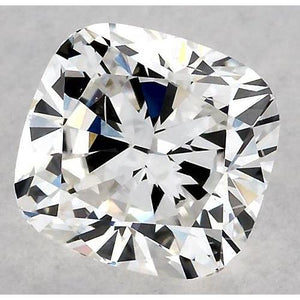 0.50 Carats Cushion Diamond Loose F Vvs1 Excellent Cut Diamond