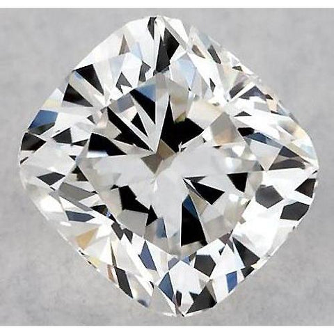 0.50 Carats Cushion Diamond Loose G Vs2 Excellent Cut Diamond