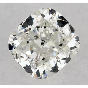0.50 Carats Cushion Diamond Loose H Vs2 Excellent Cut Diamond