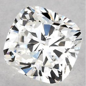 0.50 Carats Cushion Diamond Loose H Vvs1 Excellent Cut Diamond