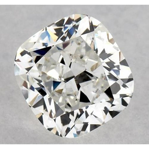 0.50 Carats Cushion Diamond Loose J Vs2 Excellent Cut Diamond
