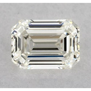 0.50 Carats Emerald Diamond Loose G Vvs1 Very Good Cut Diamond