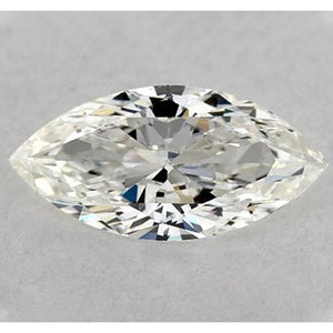 0.50 Carats Marquise Diamond Loose D Vs2 Very Good Cut Diamond