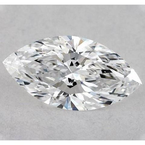 0.50 Carats Marquise Diamond Loose D Vvs1 Very Good Cut Diamond
