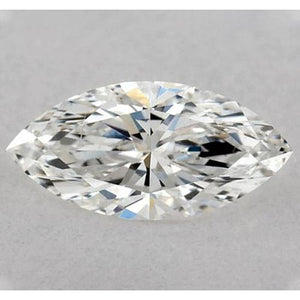 0.50 Carats Marquise Diamond Loose E Vs2 Very Good Cut Diamond