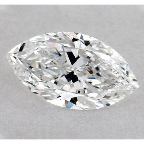 0.50 Carats Marquise Diamond Loose F Vvs1 Very Good Cut Diamond