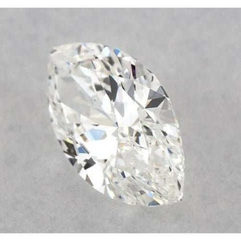 0.50 Carats Marquise Diamond Loose G Vs2 Very Good Cut Diamond
