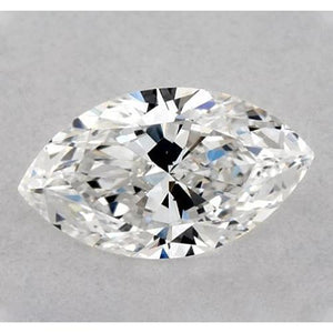 0.50 Carats Marquise Diamond Loose G Vvs1 Very Good Cut Diamond