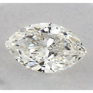 0.50 Carats Marquise Diamond Loose I Vs2 Very Good Cut Diamond