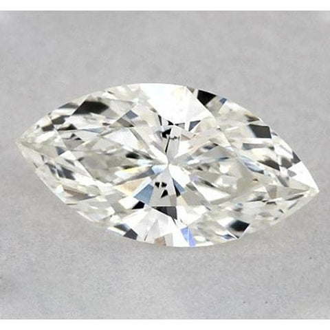 0.50 Carats Marquise Diamond Loose J Vs2 Very Good Cut Diamond