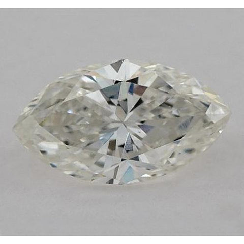 0.50 Carats Marquise Diamond Loose K Vs2 Very Good Cut Diamond