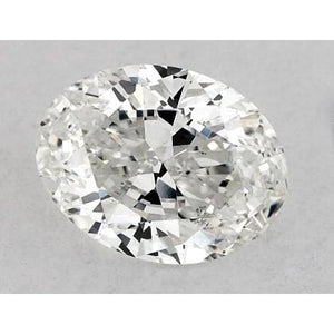 0.50 Carats Oval Diamond Loose D Vs2 Very Good Cut Diamond
