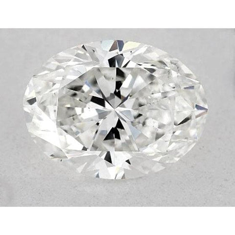 0.50 Carats Oval Diamond Loose D Vvs1 Very Good Cut Diamond