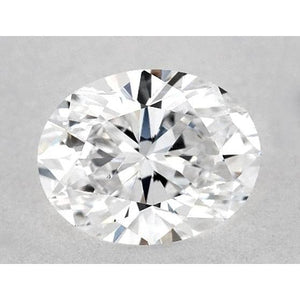 0.50 Carats Oval Diamond Loose F Vvs1 Very Good Cut Diamond