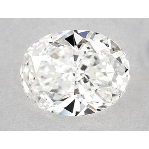 0.50 Carats Oval Diamond Loose F Vvs2 Very Good Cut Diamond