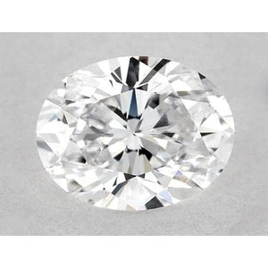0.50 Carats Oval Diamond Loose G Vvs1 Very Good Cut Diamond