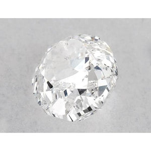 0.50 Carats Oval Diamond Loose H Vvs1 Very Good Cut Diamond