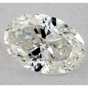 0.50 Carats Oval Diamond Loose K Vs2 Very Good Cut Diamond