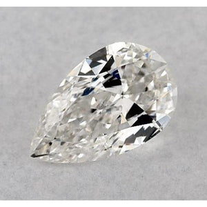 0.50 Carats Pear Diamond Loose D Vs2 Very Good Cut Diamond