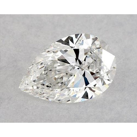 0.50 Carats Pear Diamond Loose D Vvs2 Very Good Cut Diamond
