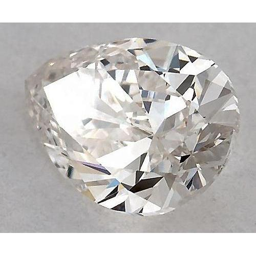 0.50 Carats Pear Diamond Loose K Vs2 Very Good Cut Diamond