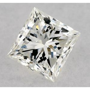 0.50 Carats Princess Diamond Loose H Vvs1 Excellent Cut Diamond