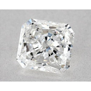 0.50 Carats Radiant Diamond Loose E Vvs1 Very Good Cut Diamond