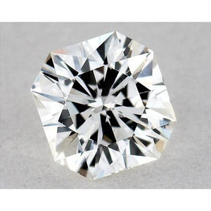 0.50 Carats Radiant Diamond Loose F Vvs1 Very Good Cut Diamond