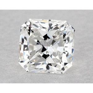 0.50 Carats Radiant Diamond Loose H Vvs1 Very Good Cut Diamond