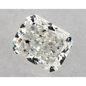 0.50 Carats Radiant Diamond Loose K Si1 Good Cut Diamond
