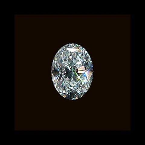 0.75 Carat Loose Diamond Oval Cut Diamond