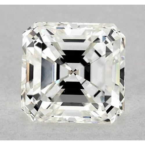 0.75 Carats Asscher Diamond Loose H Vvs2 Very Good Cut Diamond