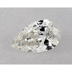 0.75 Carats Pear Diamond Loose E Vs1 Very Good Cut Diamond