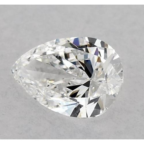 0.75 Carats Pear Diamond Loose G Vs1 Very Good Cut Diamond