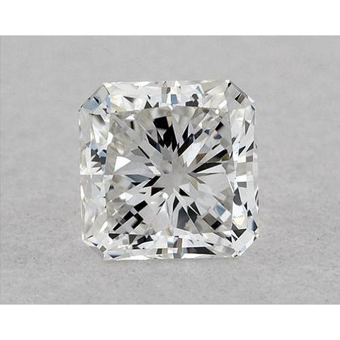 0.75 Carats Radiant Diamond Loose E Vs2 Very Good Cut Diamond