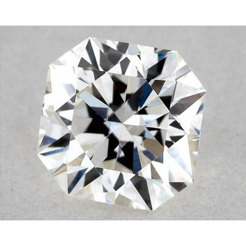 0.75 Carats Radiant Diamond Loose F Vvs2 Very Good Cut Diamond