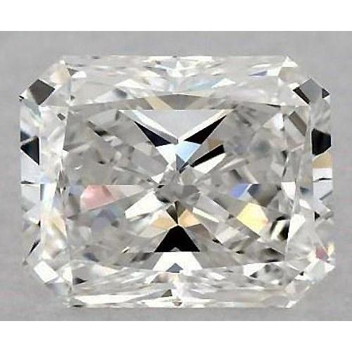 0.75 Carats Radiant Diamond Loose G Vs1 Very Good Cut Diamond