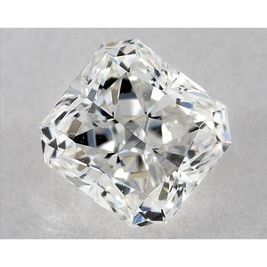 0.75 Carats Radiant Diamond Loose H Si1 Good Cut Diamond